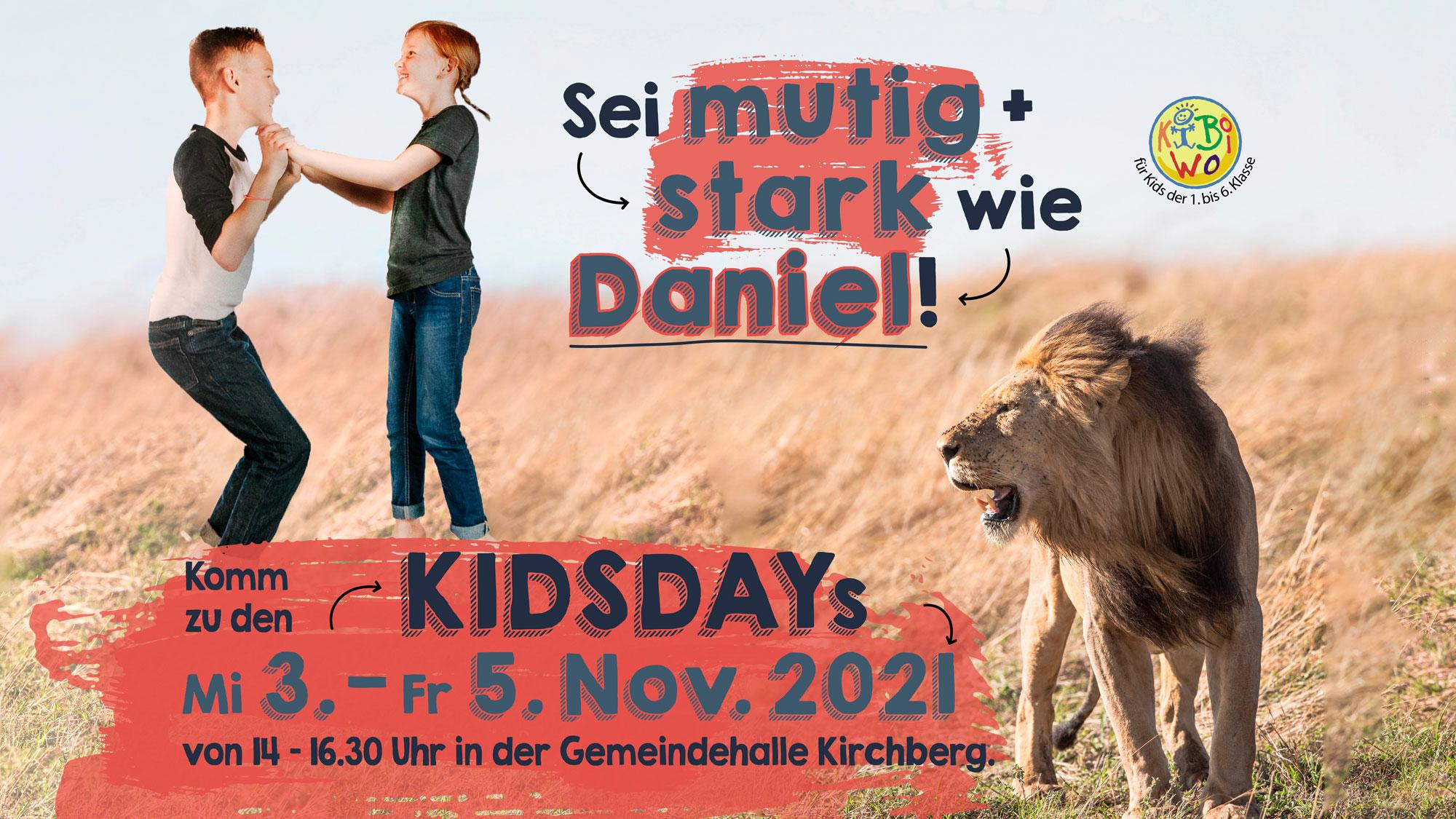 Kidsdays 2021